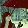 Site models z parasolką